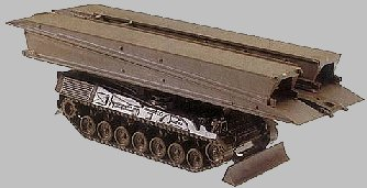 Herpa Minitanks 1/87 Biber Armored Bridgelayer