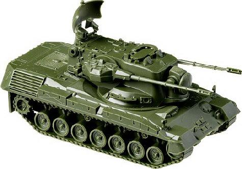Herpa Minitanks 1/87 Gepard 1A2 KWS AA Tank