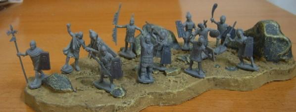 Caesar Miniatures 1/72 Inca Warriors (42)