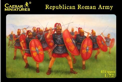 Caesar Miniatures 1/72 Republican Roman Army (41)