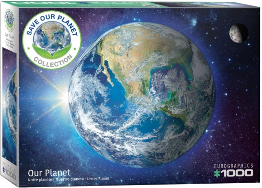 Our Planet Earth Puzzle (1000pc)