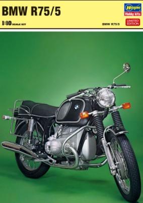 Hasegawa 1/10 BMW R75/5 Motorcycle (Ltd Edition)