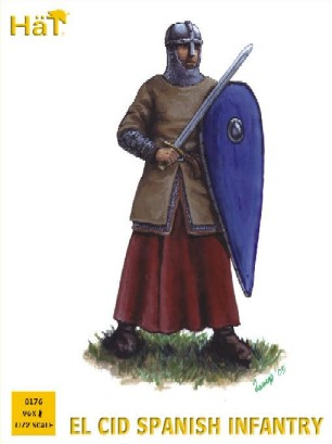 Hat 1/72 El Cid Spanish Infantry (96)