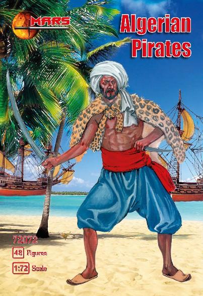 Mars Figures 1/72 Algerian Pirates (48)