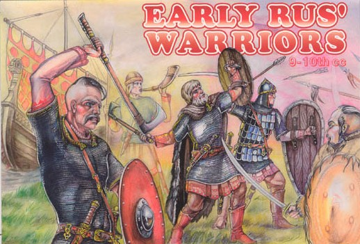 Orion Figures 1/72 Early Rus' Warriors IX-X Century (48)