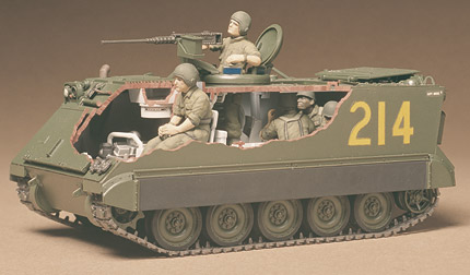 Tamiya 1/35 US M113 Armored Personnel Carrier