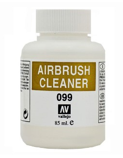 Vallejo Paints 85ml Bottle Airbrush Cleaner