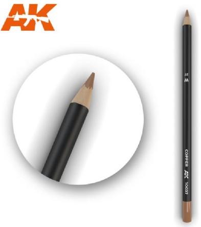 AKI Interactive Weathering Pencils: Copper