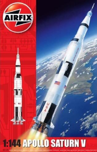 Airfix 1/144 Apollo Saturn V Rocket