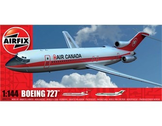 Airfix 1/144 B727 Airliner