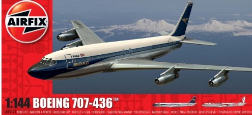 Airfix 1/144 B707 Airliner