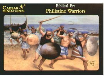 Caesar Miniatures 1/72 Biblical Era Philistine Warriors (42)