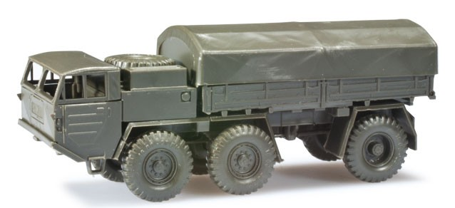 Herpa Minitanks 1/87 Faun Z912 6x6 Artillery Vehicle (Re-Issue)
