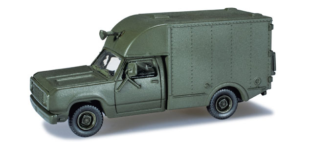 Herpa Minitanks 1/87 Dodge M880 US Army Ambulance