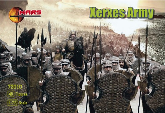 Mars Figures 1/72 Xerxes Army (48)