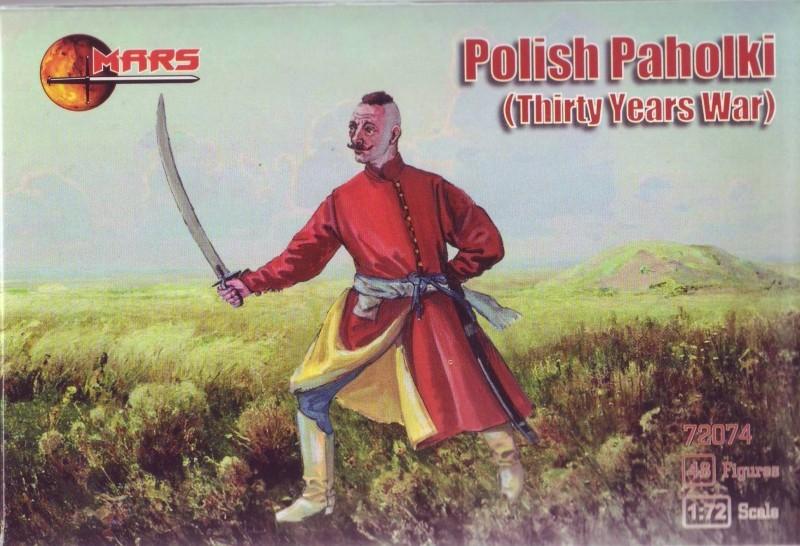 Mars Figures 1/72 Thirty Year War Polish Pahioki (48)