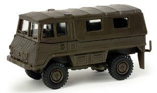 Herpa Minitanks 1/87 710M 4x4 Pinzgauer Vehicle