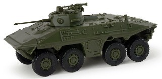Herpa Minitanks 1/87 German Luchs 8x8 Recon Vehicle (Olive Green)