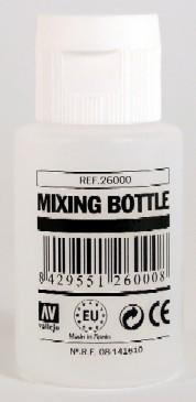 Vallejo Paints 35ml Flip-Top Mixing Bottle