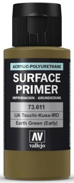 Vallejo Paints60ml Bottle IJA Tutikusa-IRO Surface Primer