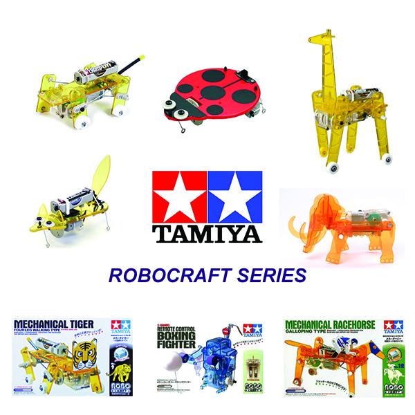 Tamiya Robocraft