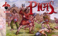 Red Box Figures  1/72 Picts Scotland Tribe from Roman Era (48)