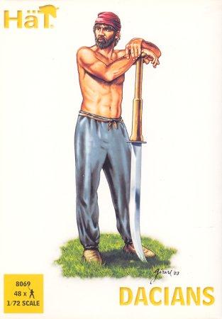Image 0 of Hat 1/72 Enemies of Rome: Ancient Dacians (48)