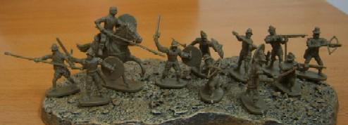 Caesar Miniatures 1/72 Conquistadores (35 Figs, 4 Horses)