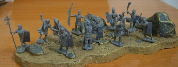 Caesar Miniatures 1/72 Inca Warriors (42)