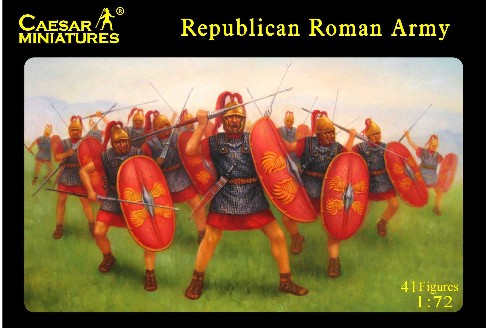 Caesar Miniatures 1/72 Republican Roman Army (41)