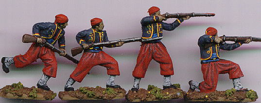 Image 0 of Hat 1/32 American Civil War Union Zouave Set #1 (16)
