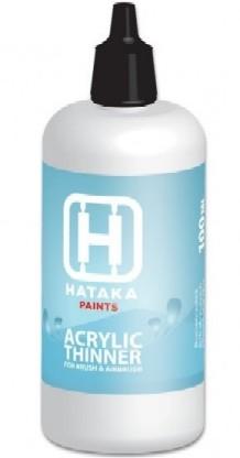 Hataka Hobby Acrylic Thinner 100ml Bottle