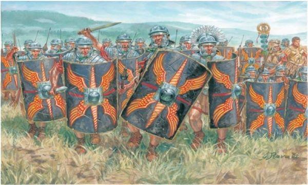 Image 0 of Italeri 1/72 Caesar's War: Roman Infantry (35)