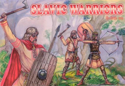 Orion Figures 1/72 Slavic Warriors VI-VIII Century (48)