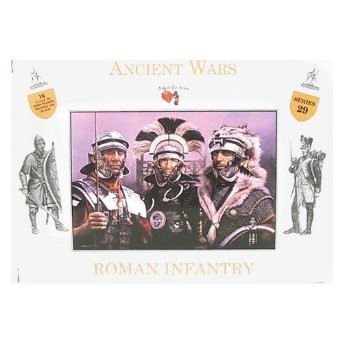 A Call To Arms Plastic 1/32 Ancient Wars: Roman Infantry (16)