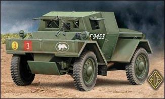 Image 0 of Ace Plastic Models 1/72 Dingo Mk I PzSpWg Mk I 202(e) Armored Car