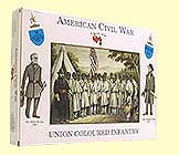 A Call To Arms Plastic 1/32 American Civil War: Union Colored Infantry (16)