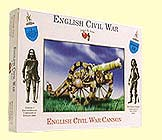 A Call To Arms Plastic 1/32 English Civil War: Royalist Artillery (16)