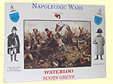 A Call To Arms Plastic 1/32 Napoleonic Wars: Scots Greys (8)