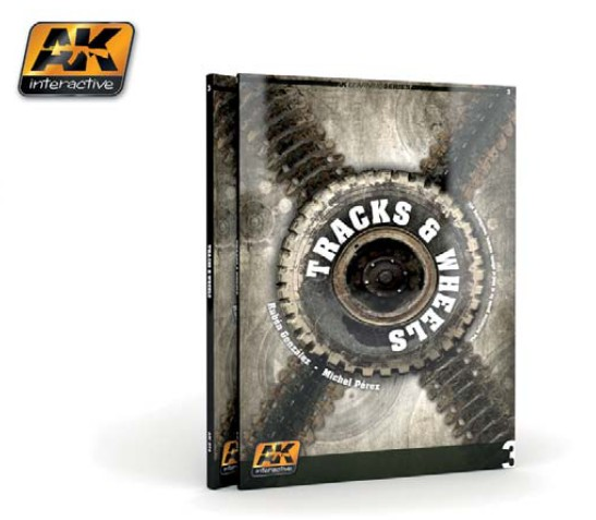 AK Interactive Tracks & Wheels Guide Book