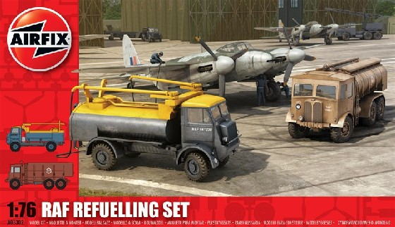 Airfix 1/76 RAF Refuelling Set