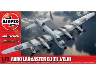 Airfix 1/72 Avro Lancaster B I(FE)/B III Bomber Model Kit