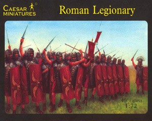 Caesar Miniatures 1/72 Roman Legionary (41)