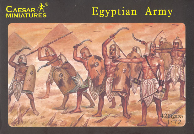 Caesar Miniatures 1/72 Egyptian Army (42)