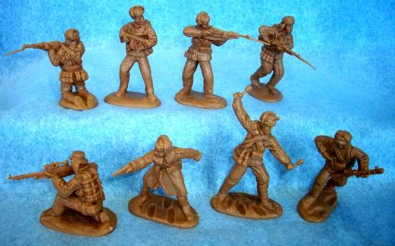 Image 0 of CTS 1/32 Korean War Chinese Infantry (16)