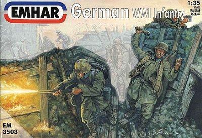 Emhar 1/35 WWI German Infantry (12)