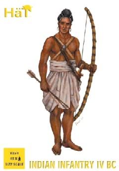 Image 0 of Hat 1/72 Indian Infantry IV BC (48)