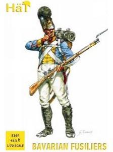Hat 1/72 Napoleonic Bavarian Fusiliers (48)