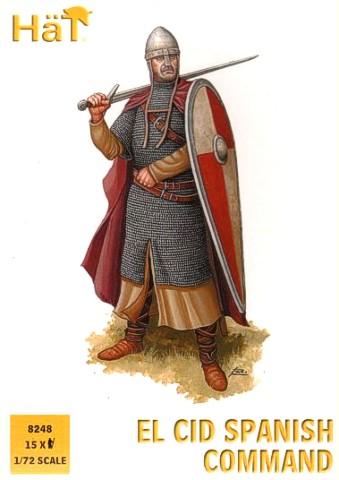 Hat 1/72 El Cid Spanish Command (15) (D)