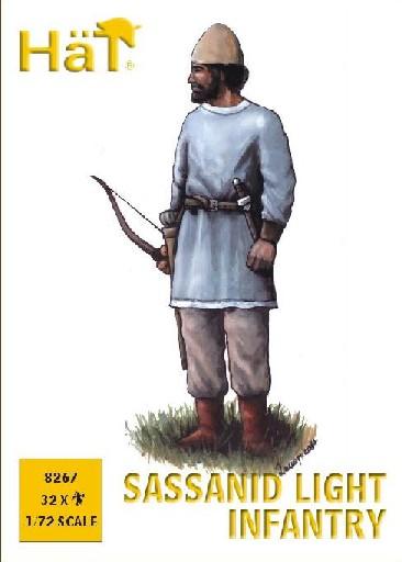 Image 0 of Hat 1/72 Sassanid Light Infantry (32)